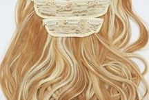Hair Goals / Wigs, extensions and accessories - It's all about loving your locks! Visit Eveything5Pounds.com now.