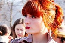Hair red <3