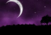 Moon, Sun, Galaxy, Sea....
