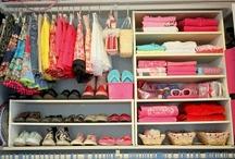 Organize/Clean.
