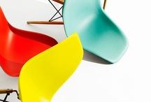 Pica pint Eames Chair / Eames Chair