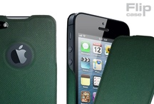 Flip case for iPhone5, Samsung S III and Samsung S III mini