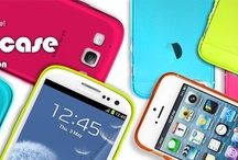 Fluo case for iPhone5 and Samsung S III