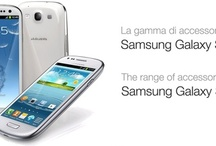 The range of accessories for Samsung Galaxy SIII and SIII mini