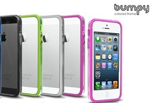 Bumper case for iPhone 5