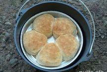 RV camping & camping recipes