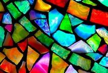 Stained glasses / Vitraux