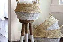 o r ga n i c  l  b a s k e t s / atmospheres with baskets
