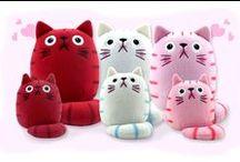 Dicke Katze and Friends Merchandise