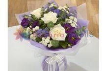 Buchete crizanteme / Chrysanthemum bouquets / http://www.florariamobila.ro/buchete-de-flori/buchete-crizanteme.html