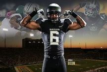 Football Uniforms / by Baylor Athletics