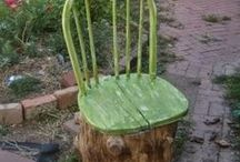 DIY. Recyling & Storage. / Recycled for house ,yard or personal.
