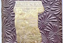 Gilty Pleasures / Gilded Age of Book Covers / by Shay Brooks