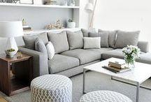 Interior // Living // Wohnzimmer / Ideen für das Wohnzimmer