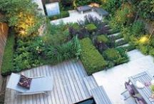 garden ideas / Inspiring Garden landscaping and ideas for projects in the garden