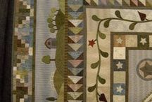 Quilt boarders, Backings.  Ect....