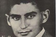 Kafka's Prague / Franz Kafka and places in Prague.