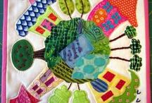 Art and Applique  Quilts Ideas 2