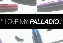 """I Love My Palladio..."" / Find out what other beauty mavens are saying about Palladio Beauty products! Do you have a review? Reach out to us we want to hear your lovely thoughts!"