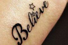 Tattoos / :-D