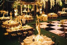 Wedding / Mel & Bens wedding board
