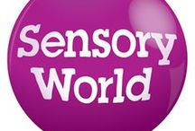 SPD / This is an educational board for information on sensory integration and sensory processing disorders.