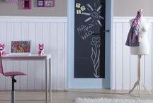Kolorowa kreatywność drzwi HAPPY