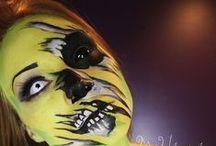 Art on the face / wooooow, i want :-D