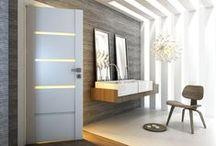 Minimalistyczna łazienka w drewnie