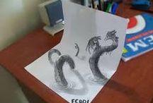 3D drawing / :-D