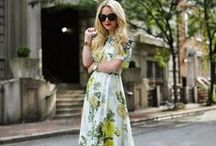 Fashion: Summer wear / Outfits I'd love to wear in the summer months.
