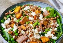 Salads & Side Dishes from Nourish Everyday / Healthy salad recipes & side dishes from the Nourish Everyday blog. Gluten free, refined sugar free, including paleo and vegan options!