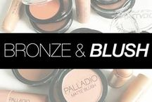 Bronze & Blush / You glow, girl!