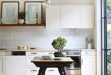 Kitchen Inspiration Board / Beautiful kitchens, cool utensils and accessories