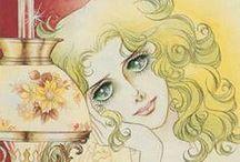 Riyoko Ikeda gallery / My favorite mangaka --- Ma mangaka préférée