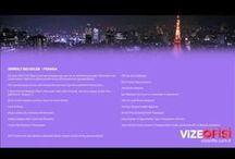 Fransa vizesi / http://www.vizeofisi.com.tr/anasayfa Türkiye de Bir İlk olarak Yenilediğimiz Wep Sitemizde Vize işlemleri çok kolay ve hızlı sonuçlandırıyoruz.Online Uçak Bileti ve Online Seyahat Sigortası nı Wep sitemizden kesebilirsiniz.