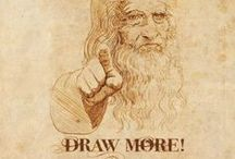 Draw and drawing