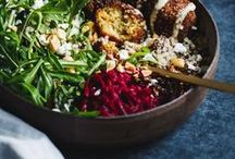 VEGETARIAN / healthy recipes / Delicious and healthy vegetarian recipe ideas based on natural whole food ingredients. Gluten free!