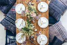 Home inspiration: table set