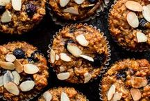 HEALTHY SNACKS / Simple healthy snack recipe ideas! Nutritious inspiration gluten free and refined sugar free, with paleo and vegan options.