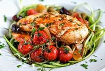 Chicken & Poultry Recipes / Delicious healthy ideas using chicken and/or other poultry. Always gluten free and refined sugar free, and lots of paleo-friendly, dairy free options.