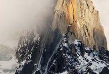 Mountains & Rocks