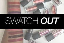 Swatch Out / Pack a highly pigmented punch!