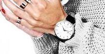 Watches // Uhren / Armbanduhren