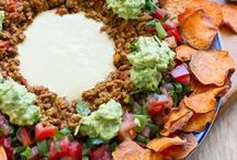 MEXICAN / healthy recipes / Healthy Mexican recipe ideas for lunch, dinner, parties, entertaining! Gluten free.