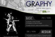 Diseño gráfico / Diseño gráfico de todo tipo.