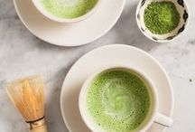 HOT DRINKS / healthy / Healthy hot drinks like turmeric lattes and matcha lattes, healthy hot chocolate ideas, dairy free hot drinks, paleo hot drinks!