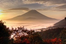 Japan: Fujiyama / The Majestic Mountain ... / by Amy Laslow