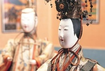 Japan: Hina, Kimekomi & Other Doll Craft / Japanese Traditional Art of the Doll / by Amy Laslow