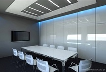 3D VISUALIZATION // Boardroom / 2012